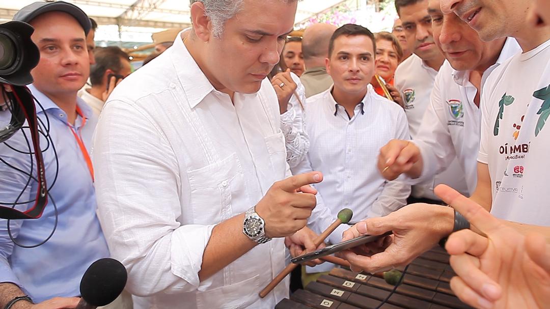 Iván Duque - Presidente de Colombia